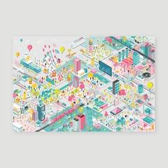 Set of 8 Postcards