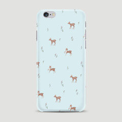 Deer Berry Pattern