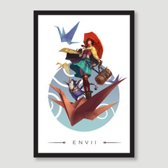 Envii-Fragile World