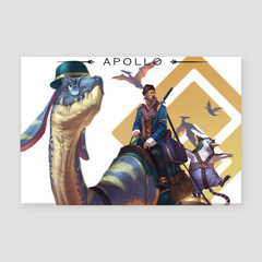 Apollo- Fragile World