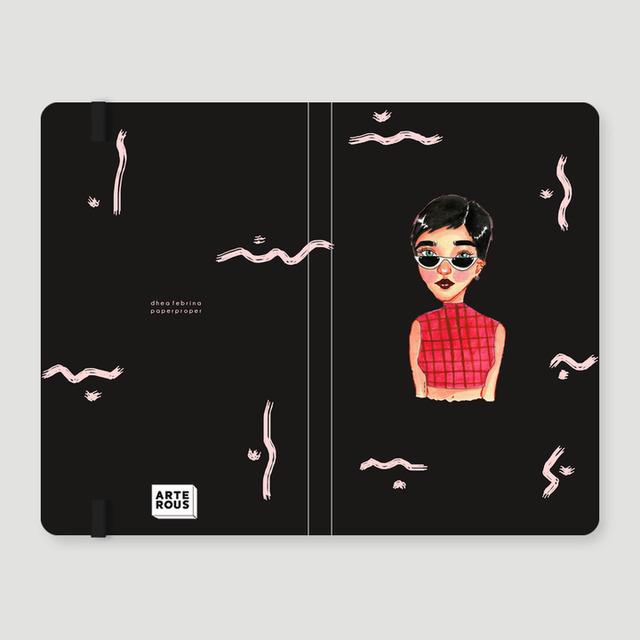 Notebook Standard (13 × 21cm)