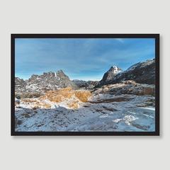 Carstensz Glacier View