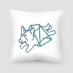 Dog x Geometry 03
