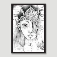 Frame Art (Portrait) 20x30 cm
