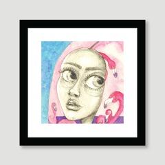 Frame Art (Square) 20x20 cm