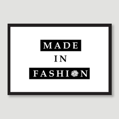 Made in Fashion x Happy Holidays - White