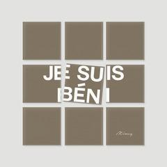 Je Suis Beni - Nude