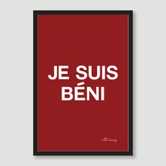 Je Suis Beni - Red