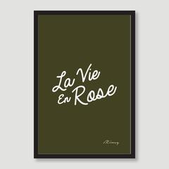 La Vie En Rose - Army