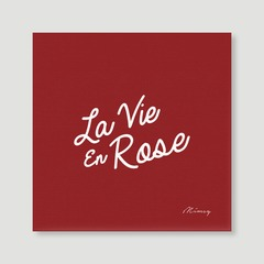 La Vie En Rose - Red